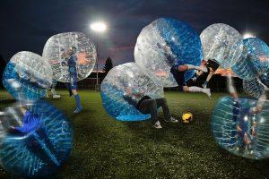 Découvrez le Bubble Balll