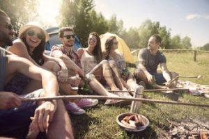Le camping, la bonne alternative