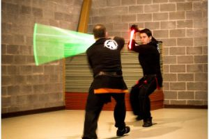 Pimentez votre EVG à coup de sabre laser