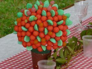 L'arbre à bonbons, le cadeau fooding de la bonne humeur