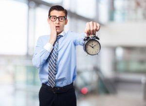 Attention à la procrastination