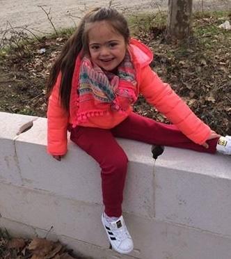 Lyna, une enfant aux nombreuses passions