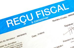 Reçu Fiscal