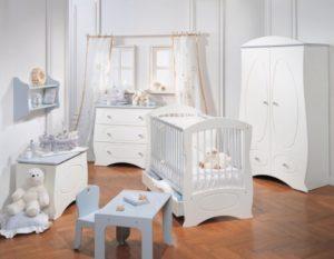 Chambre de bébé complète