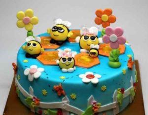 Gâteau d'anniversaire pour enfant