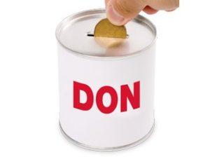 Il y a désormais des méthodes plus facile pour collecter des dons !