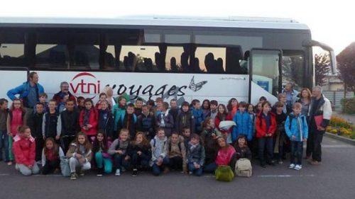 Le transport, un budget important dans les sorties scolaires