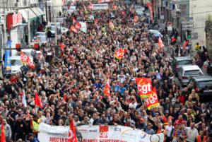 Aide aux salariés en grève par une cagnotte sur OnParticipe.fr