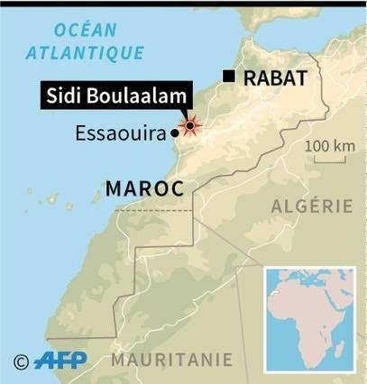 Une bousculade au Maroc qui n'aurait pas dû arriver