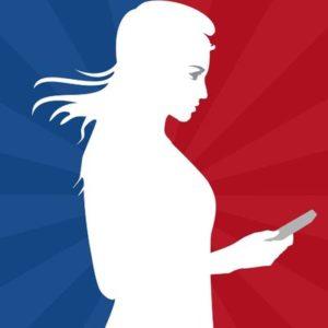 Cagnotte en ligne française sur smartphone