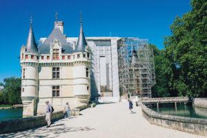 Collecter des dons pour un château et sa rénovation
