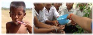 Des actions indispensables pour lutter contre la misère et la maladie