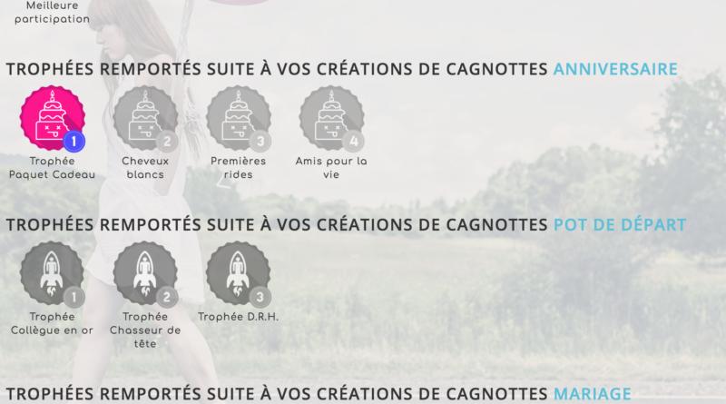 Trophées OnParticipe.fr gratuit