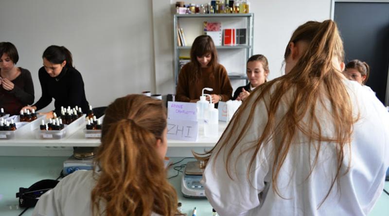 L'école du parfum, une formation d'excellence