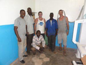 Les équipes d'entraide santé 92 luttent contre le sida au Tchad