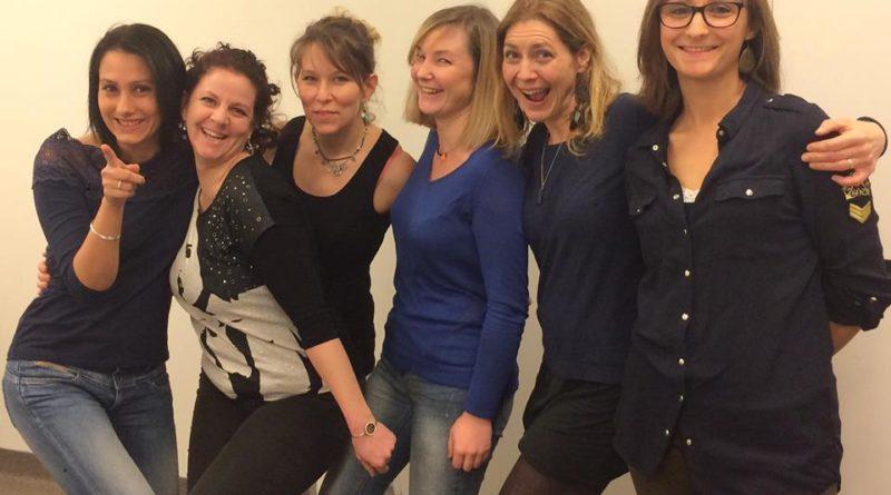 6 infirmières, 6 sportives, 6 battantes relèvent le défi