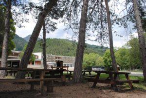 La cagnotte classe verte peut permettre de financer l'hébergement dans un centre de loisirs
