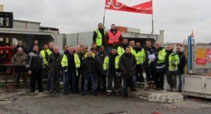 Face aux délocalisations, le soutien aux salariés en grève est essentiel