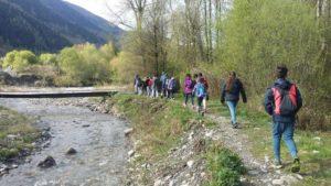 La randonnée, un exercice idéal pour initier à l'écologie et inculquer de belles valeurs