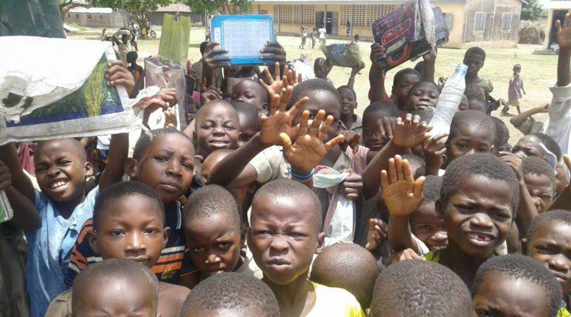 Comment aider une école en Afrique ?
