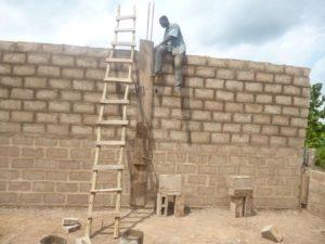Les fonds vont permettre de construire une école en Afrique