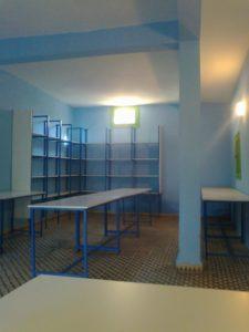 L'association Izorane a permis d'équiper l'école de Tiddas