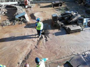 Toute la région du Kochersberg en Alsace a été touchée par les inondations