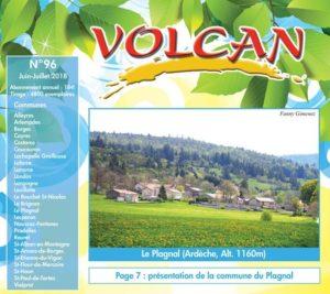 La dernière édition du magazine de l'association LAVE: Volcan