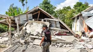 tremblement de terre lombok cagnotte