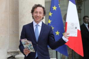 Stéphane Bern s'attelle à défendre le patrimoine