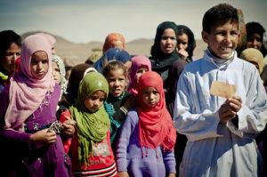 L'association Enfants du désert favorise l'éducation et la santé des enfants marocains
