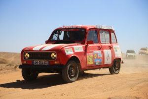 Victoria et Julie sont prêtes à traverser le désert marocain