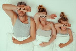 Offrir une pause à des parents fatigués vacances