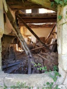 La restauration du château du Maylet