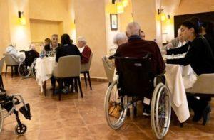 Le placement en maison de retraite est souvent requis lors de perte d'autonomie