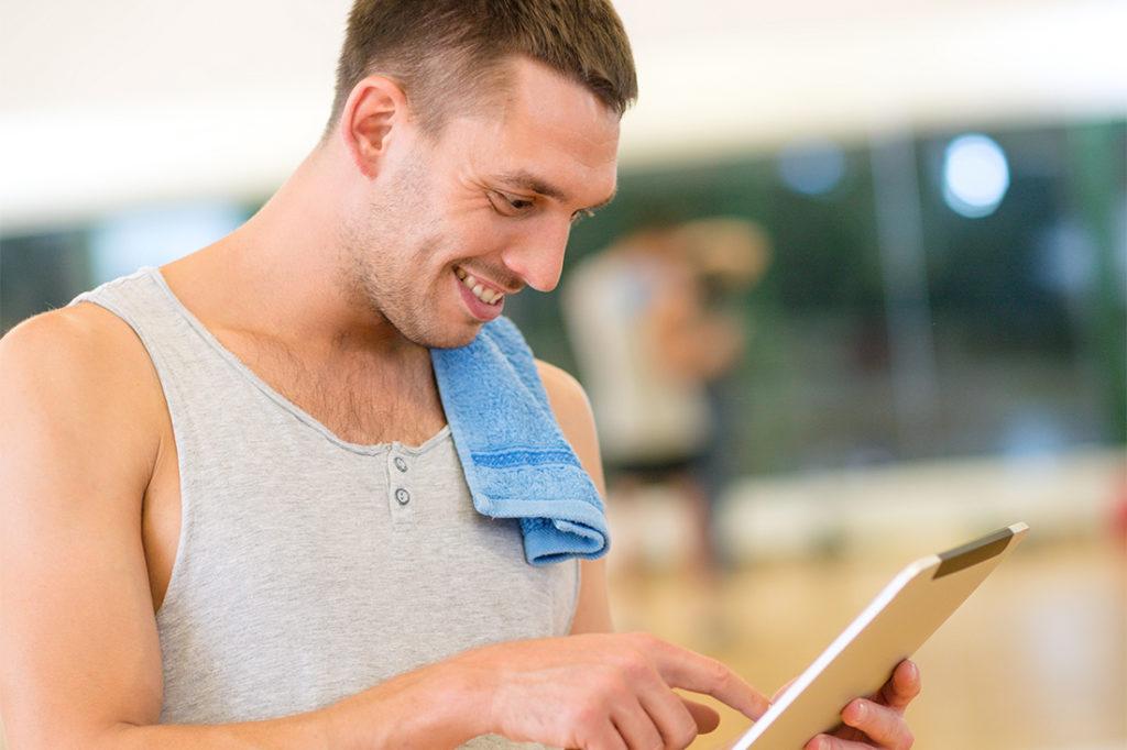 Organiser des cours de sport à distance par internet, c'est facile !