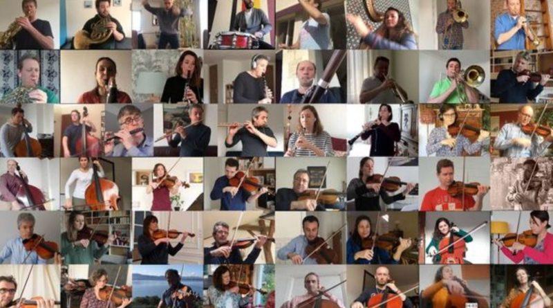 Un exemple de festival en ligne avec ce live confinement dédié au boléro de Ravel