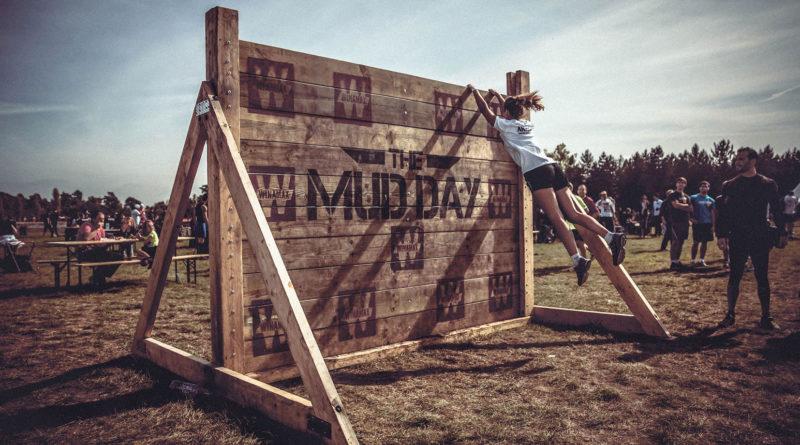 La palissade du Mud Day