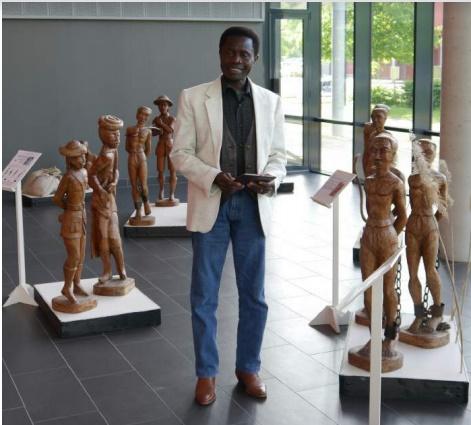 Tafsir Momar Gueye, un artiste engagé