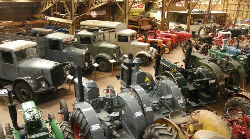 Le musée charolais du machinisme agricole