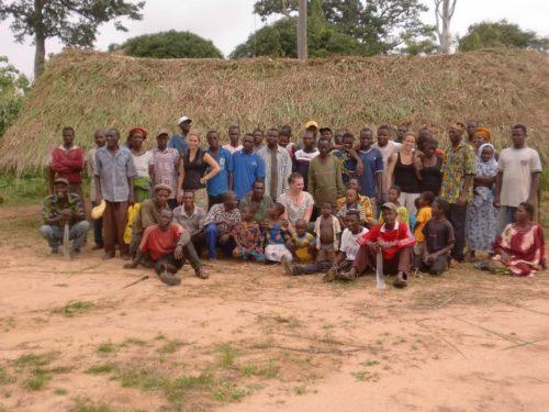 Des bénévoles au service du Togo