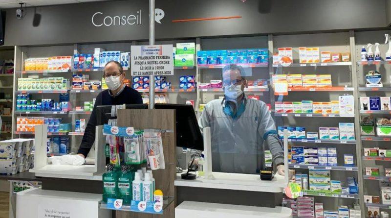 Une cagnotte commerçant pour financer le paravirus